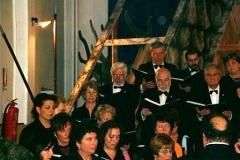 domenica 15 Dicembre 2002 SCUOLA APERTA Mostra espositiva con Concerto di Natale